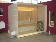 Design Sauna Multiline, nichts ist unmöglich