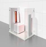 infrarot wärmekabine b-intense steht in unserer Ausstellung zum Wärmetest bereit.