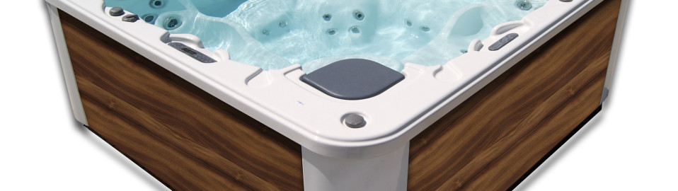 Aquavia Spas, Premium Serie, Modell Aqua 8