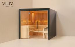 Viliv Sauna, Komfort Plus
